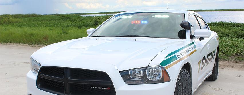 Okeechobee Patrol Vehicle