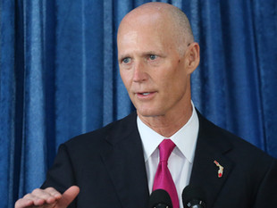 Gov. Scott on Zika