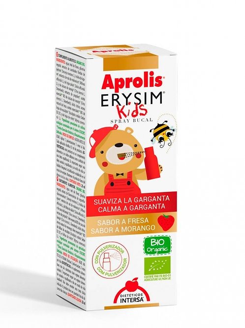 Erysim kids - Spray Bucal niños