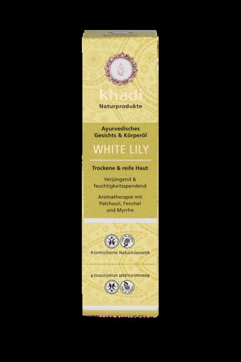 Aceite WHITE LILY