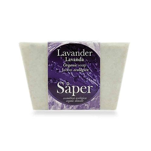 Jabón de Lavanda y Karité 115 gr. ECO 100%