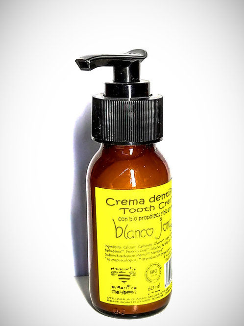 Crema dentífrica - blanco jonay