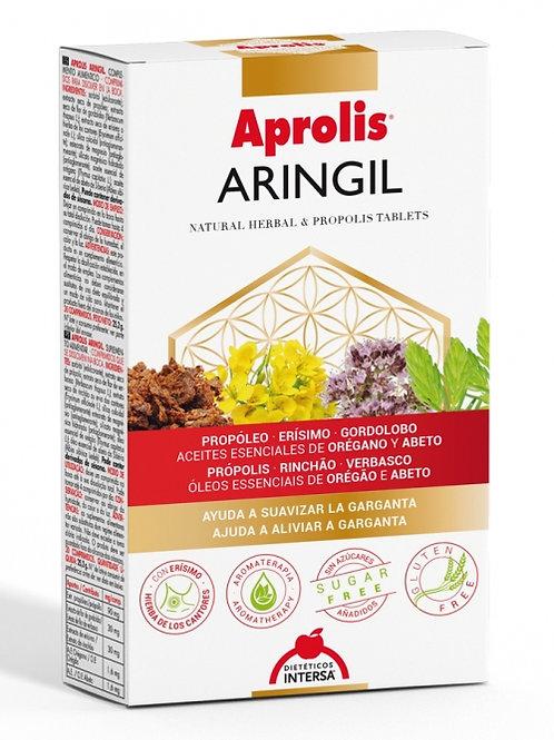 Aringil comprimidos liofilizados(bucodispersables)