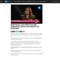 TENEMOS QUE HABLAR INTERVIEW