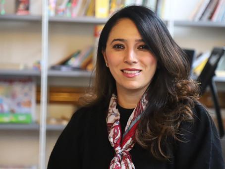 Lina Sergie Attar: CEO/Founder Karam Foundation