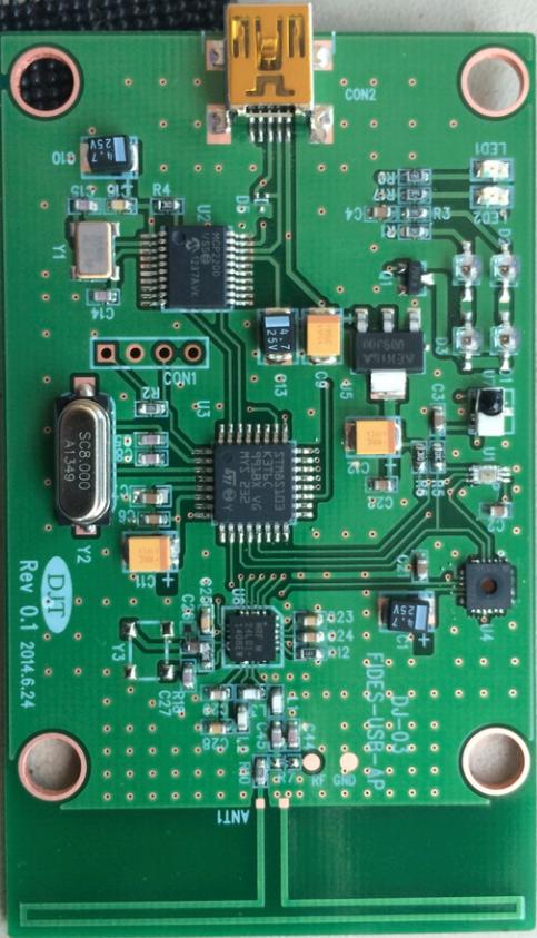 BMS RF USB controler