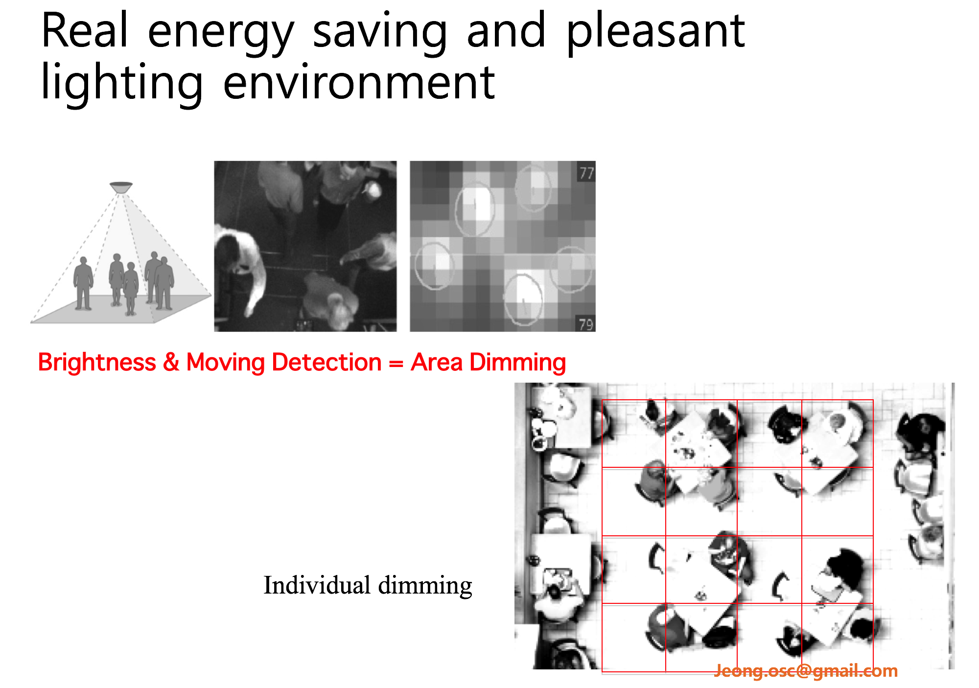 illuminace sensor
