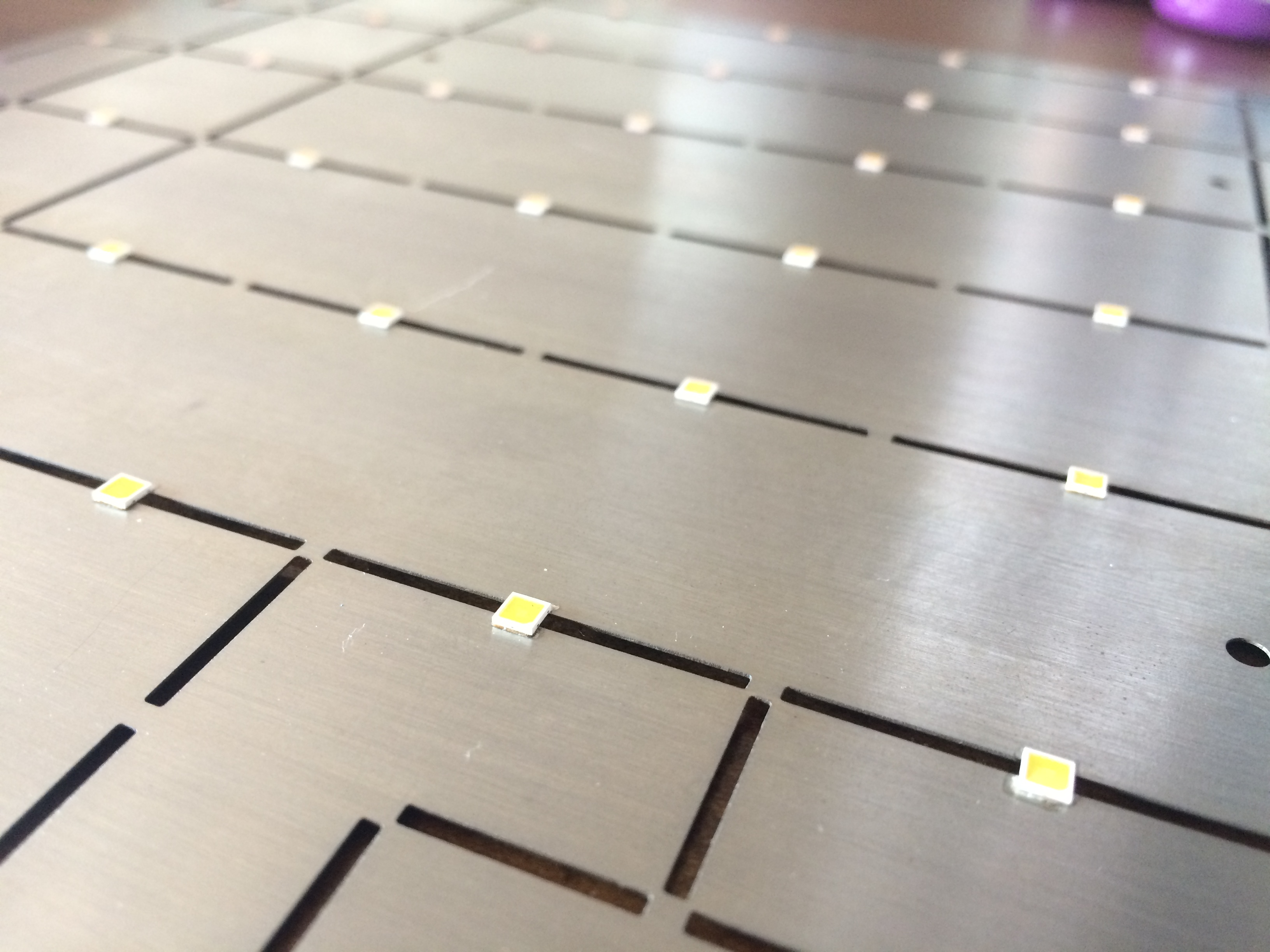 Tin-Plate LED Circiut Board