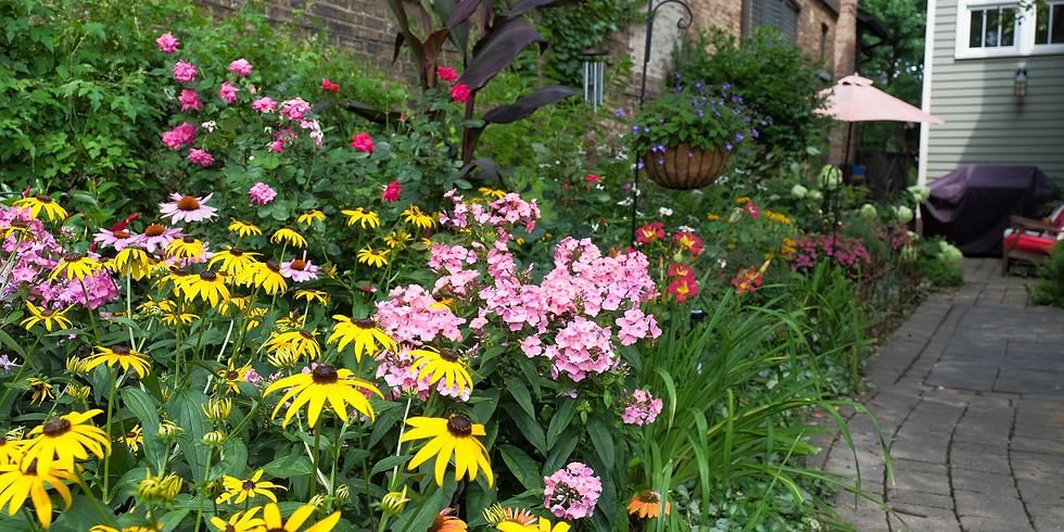 Ravenswood Manor Garden Walk