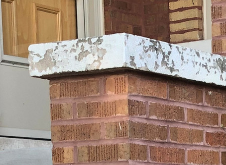 Removing Paint from Vintage Masonry