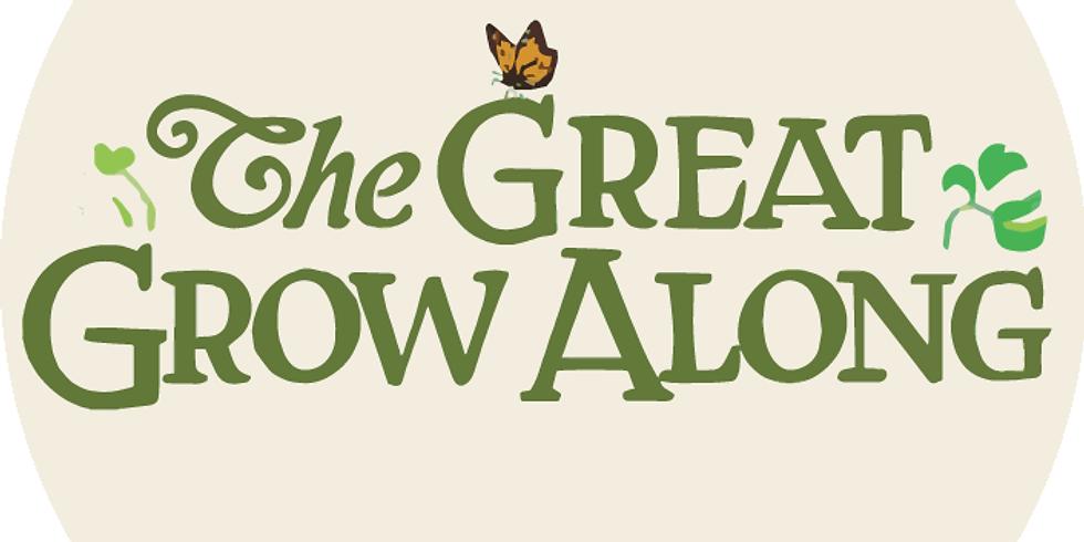 The Great Grow Along | Virtual Garden Festival