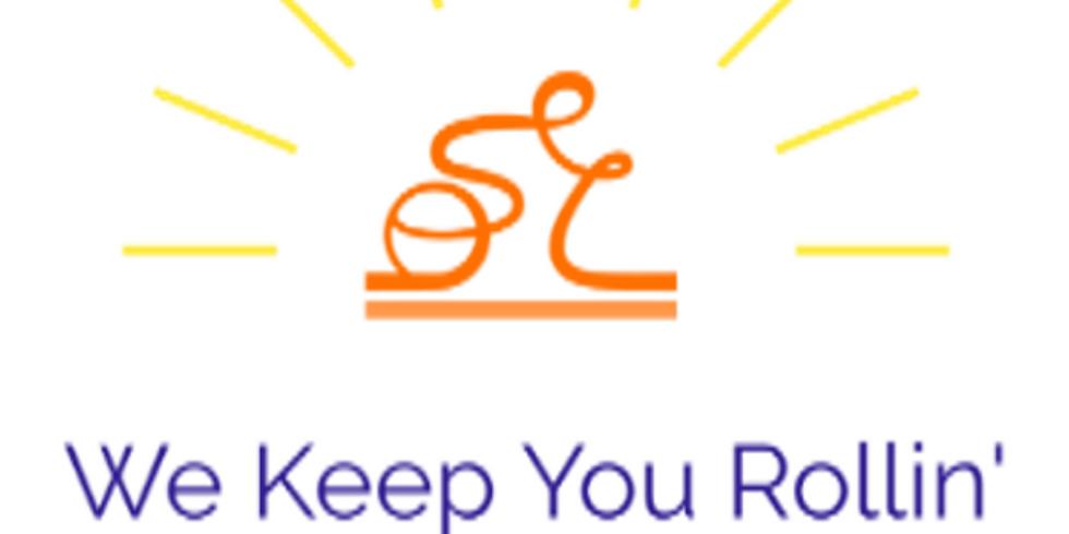 "We Keep You Rollin' 6th Annual ""Legacy"" Bike Ride"