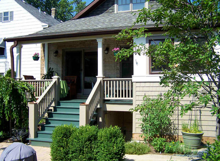 Investigating Your Back Porch: Structure and Upgrades