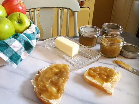 The Bungalow Chef's Apple Butter (Recipe)