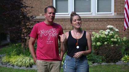 Andrew & Lindsay McKone