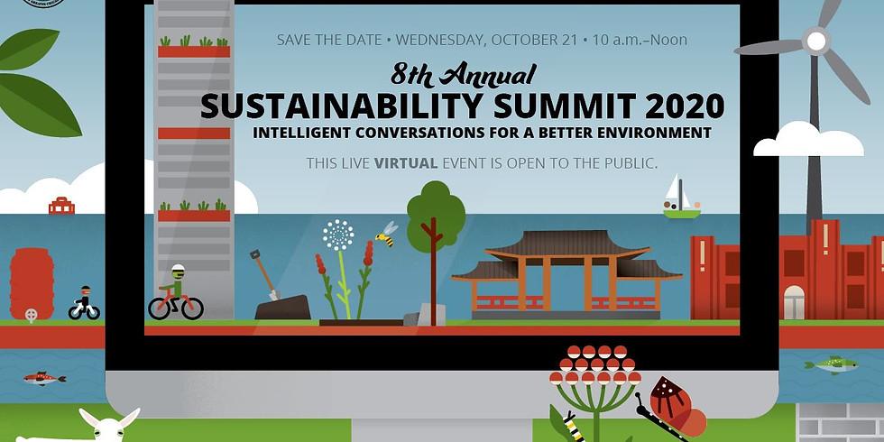 MWRD's Sustainability Summit 2020