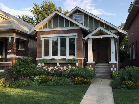 "A New Take on ""Grandma's Cottage Garden"""