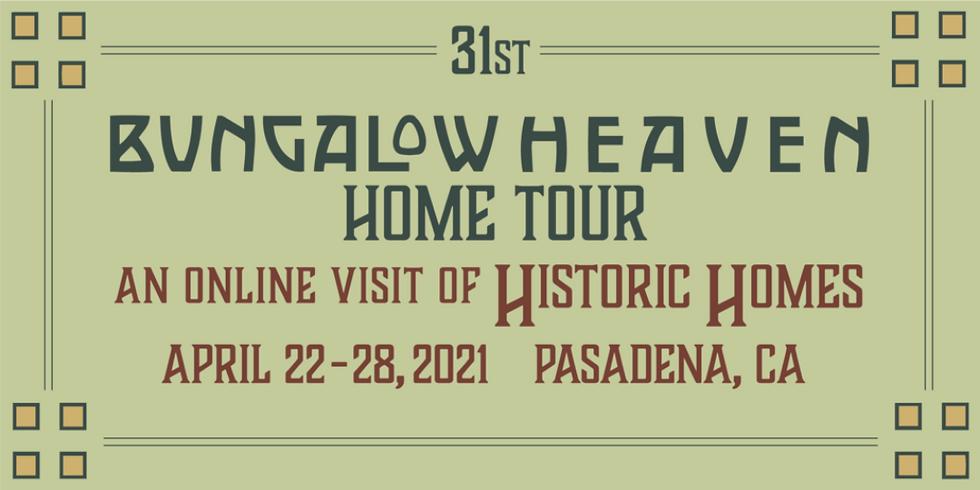 Bungalow Heaven Virtual House Tour