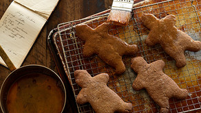 The Bungalow Chef's Gingerbread Folks (1920s Recipe)