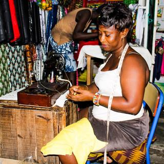 Gift from Ghana