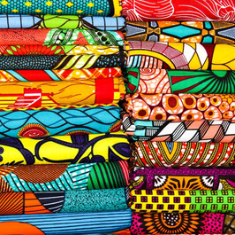 Colours of Ghana