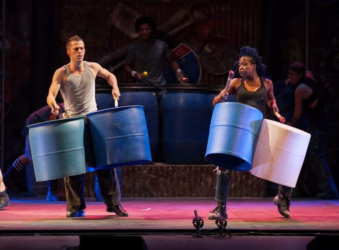 Stomp: Bins Percussion