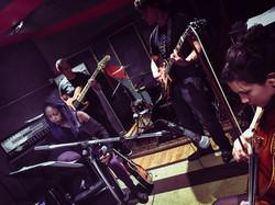 7 Piece Band Rehearsal