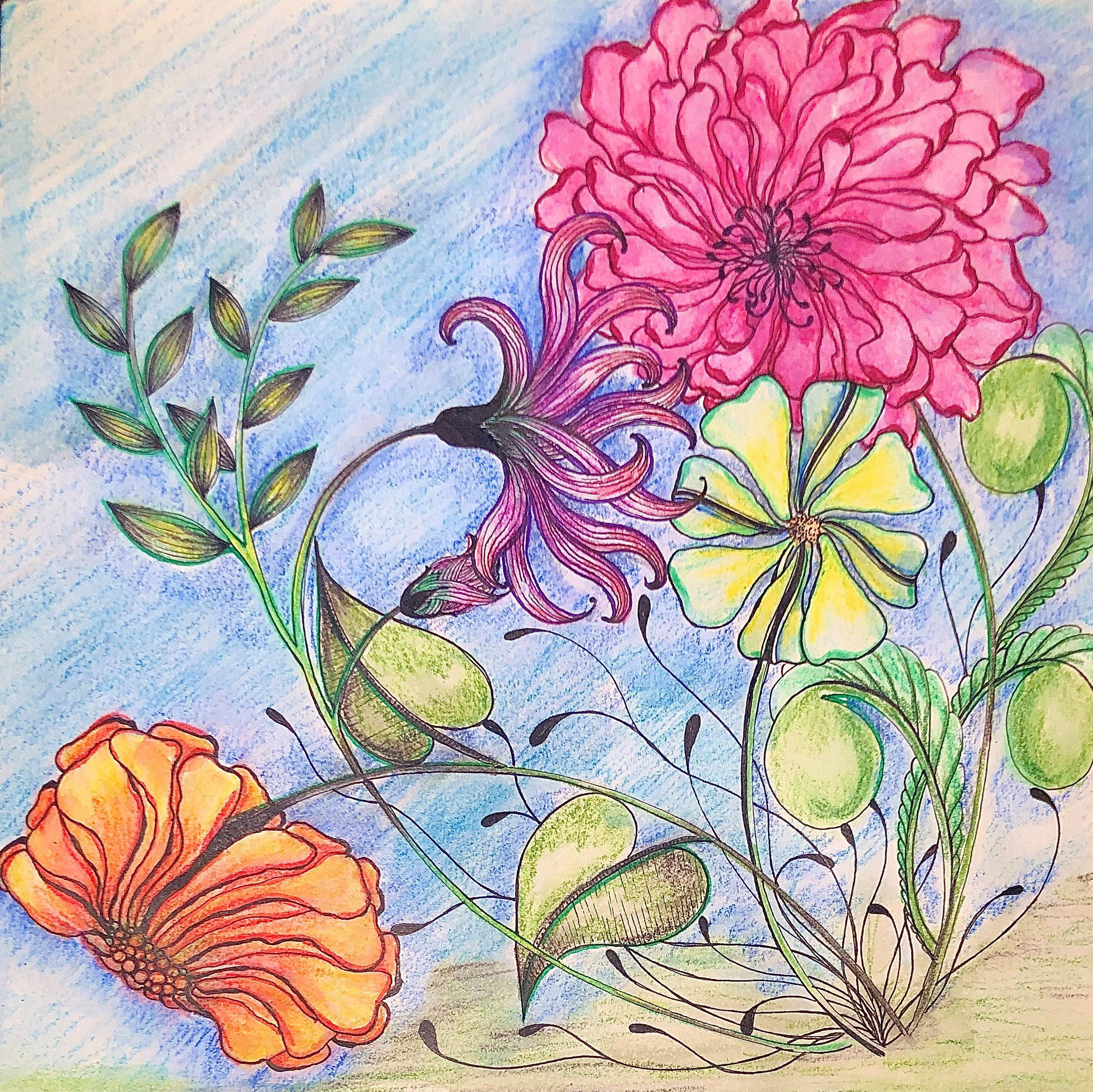 Botanical Expressions