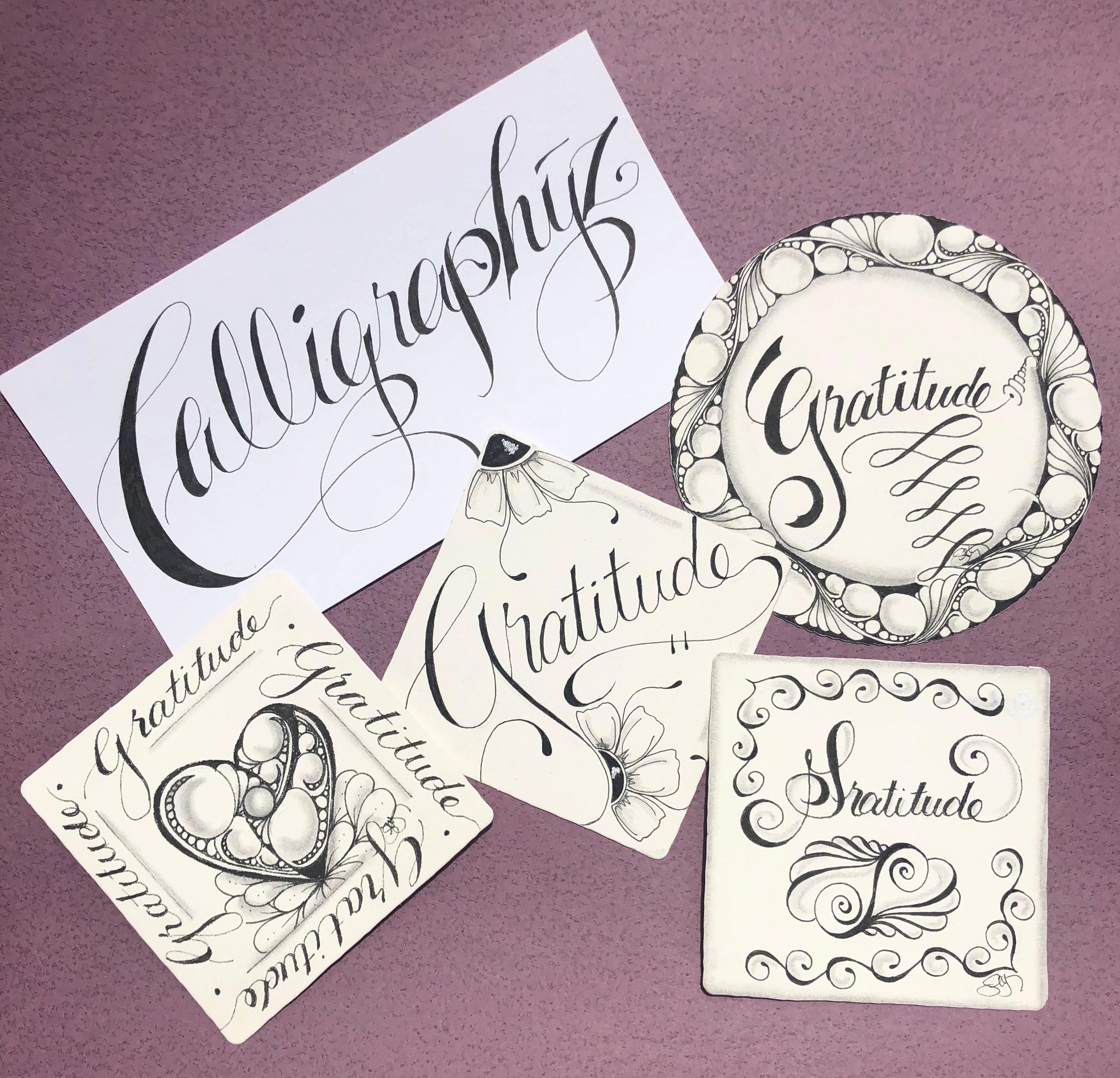 Calligraphyz 1
