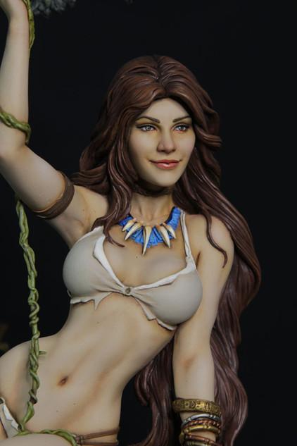 Jungle Girl 3