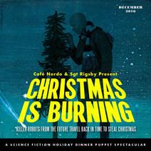Christmas Is Burning 3
