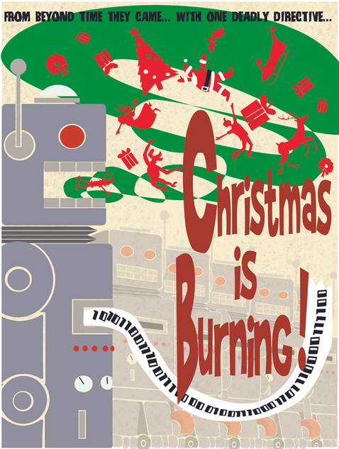 Christmas is Burning!