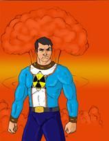 Atom Bomb Zero comic #4