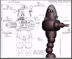 Robby and orifinal blueprints 2