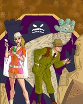 Atom Bomb Zero comic #3