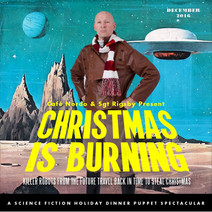Christmas Is Burning 1