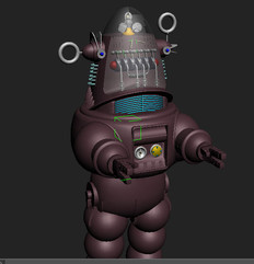 Robby -  no materials applied