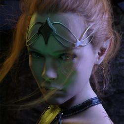 Elven Hunter Portrait