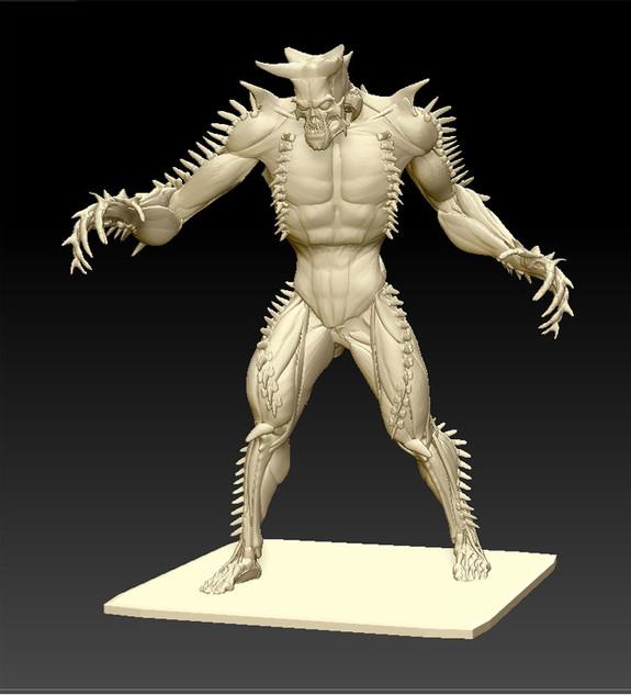 Flesh golem 3