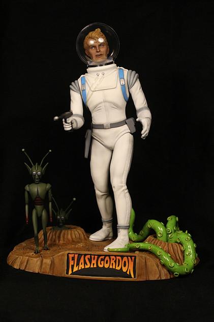 Flash Gordon and the Martian 1