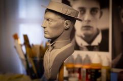 Buster Keaton bust 3
