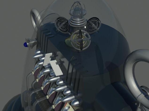 Robby Gyro detail 2