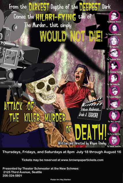 Attack of the Killer Murder of DEATH!