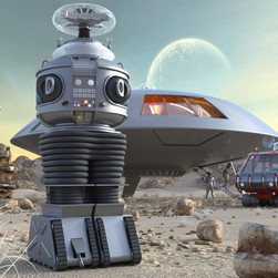 Lost in Space: The Desert Planet