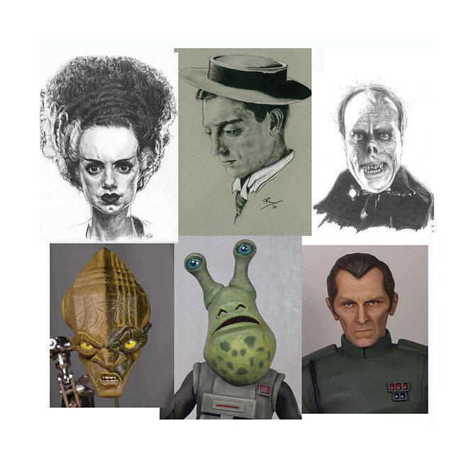 Roy Stanton 2D 3D artwork