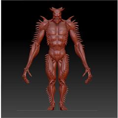 Flesh golem 1