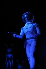 Flash Gordon and the Martian 3