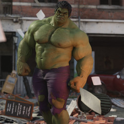 Hulk in the Aftermath