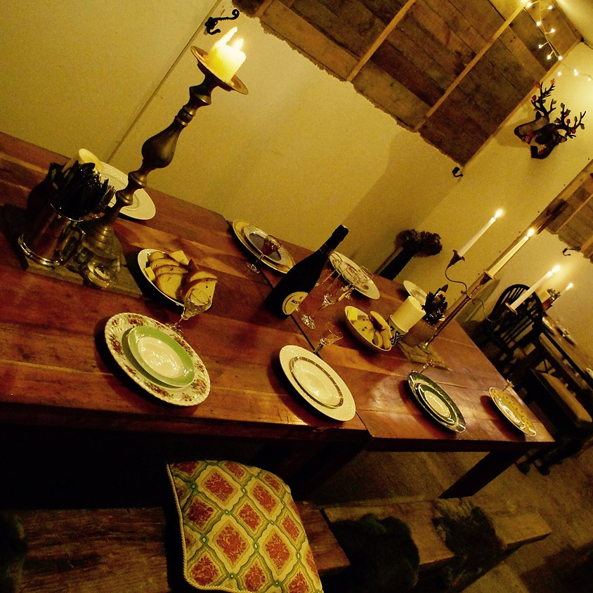 Supper Night Friday 4th Dec
