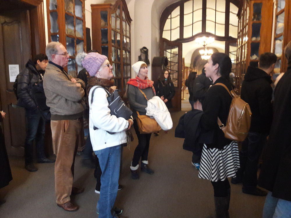 Prague Castle District & Strahov Monastery Guided Tour